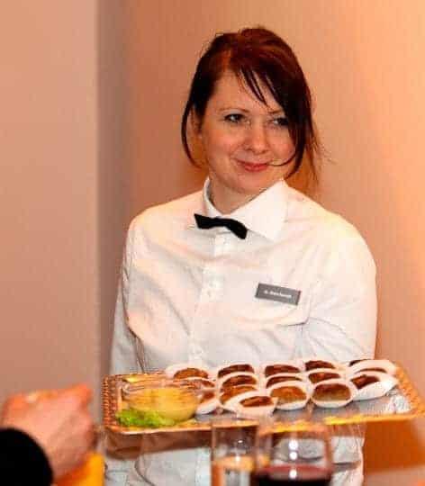 Dwenger Catering Tablett